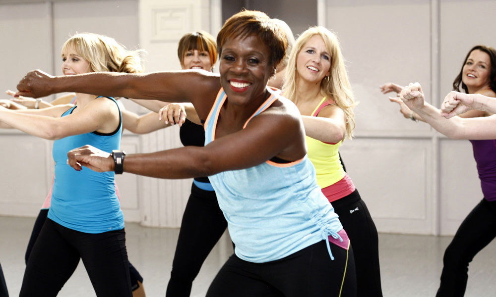 GLOW Diet and Fitness at the Delphi Centre