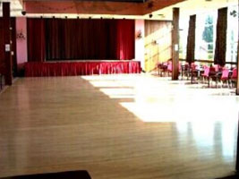 The Delphi Centre Ballroom