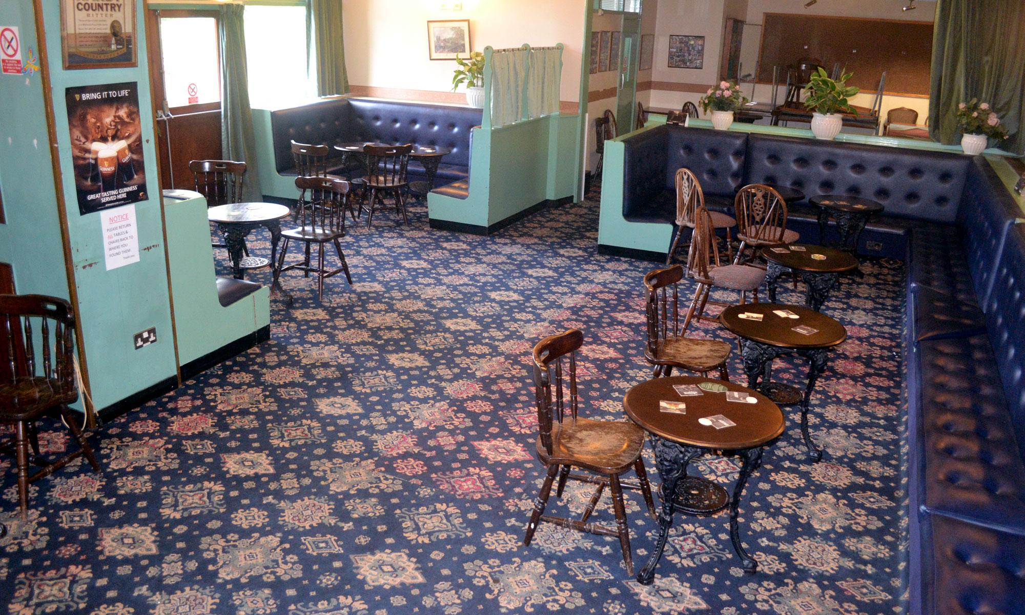 Delphi Centre Bar and Lounge