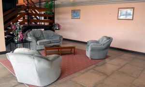 Delphi Centre Quiet Comfortable Lounge Areas