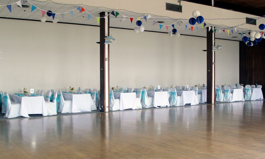 The Delphi Centre Wedding Reception Celebration