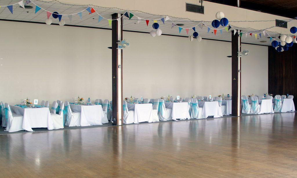 The Delphi Centre Wedding Reception Celebration