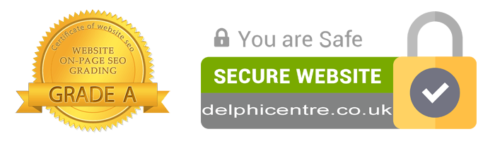safe site secure delphi centre