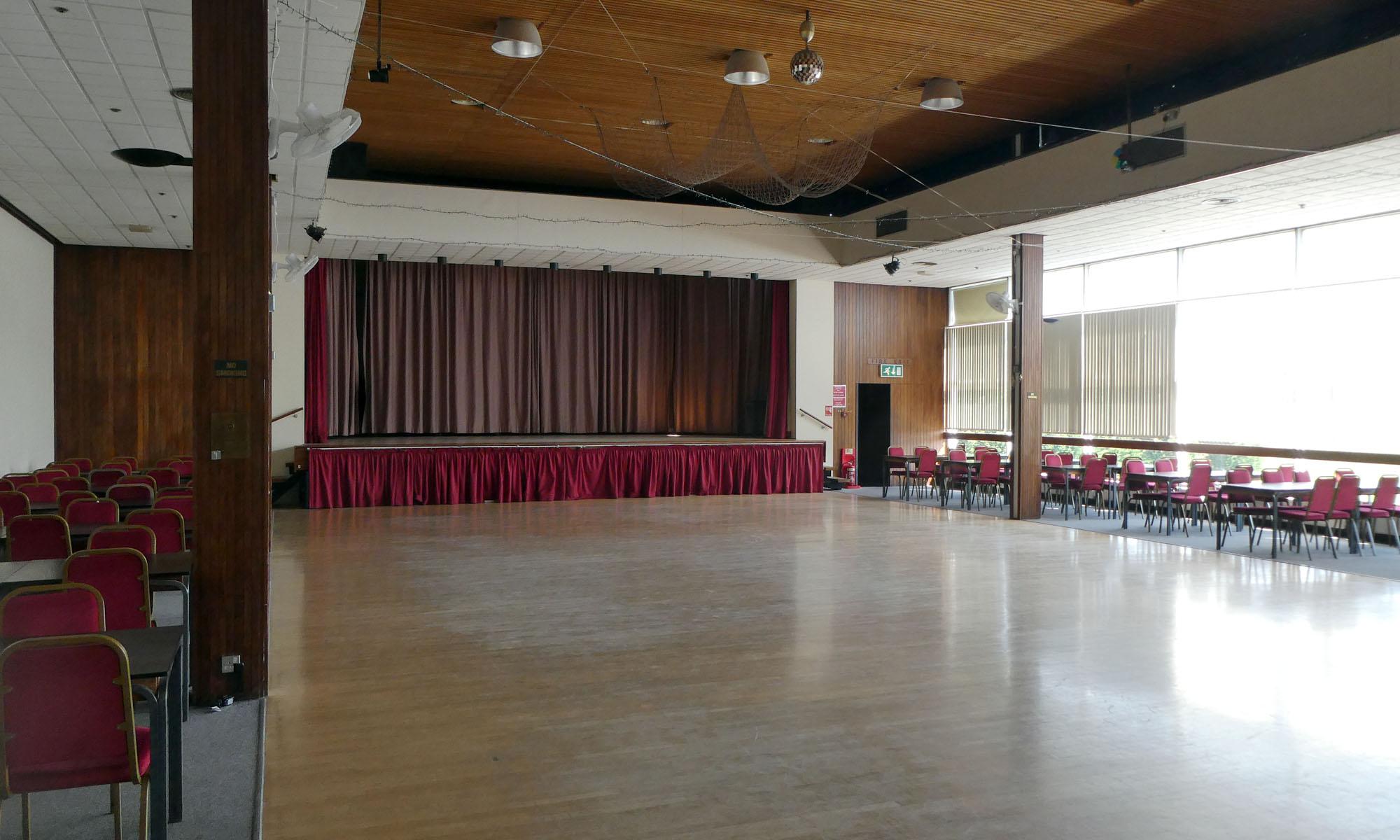 The Delphi Centre Ballroom