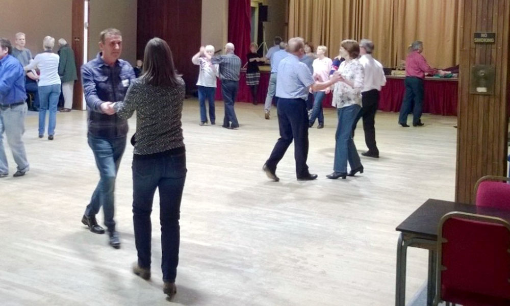 Delphi Ballroom Dance Club Tuition