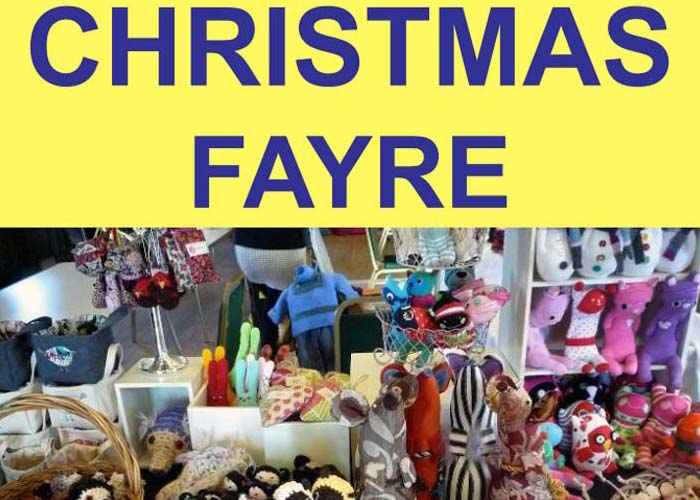 Delphi Centre Christmas Fayre