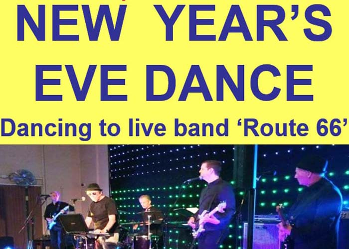 Delphi Centre New Years Eve Dance