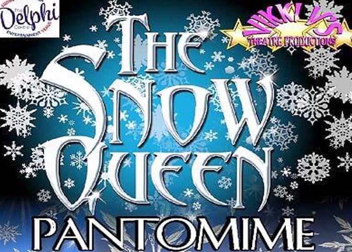 Delphi Centre Snow Queen Pantomime