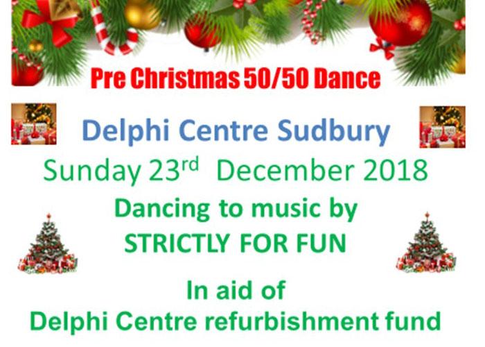 Delphi Centre Christmas Dance