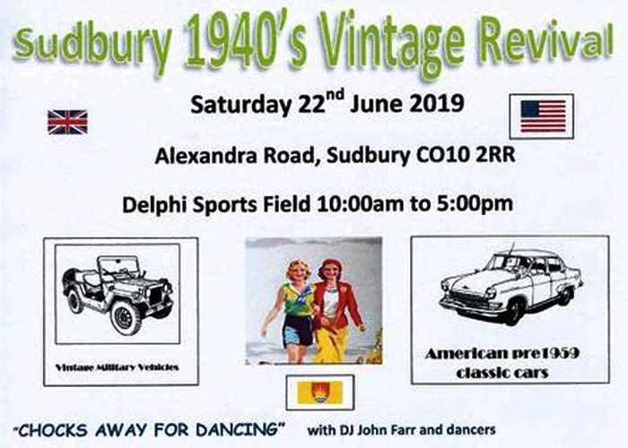 1940 vintage revival