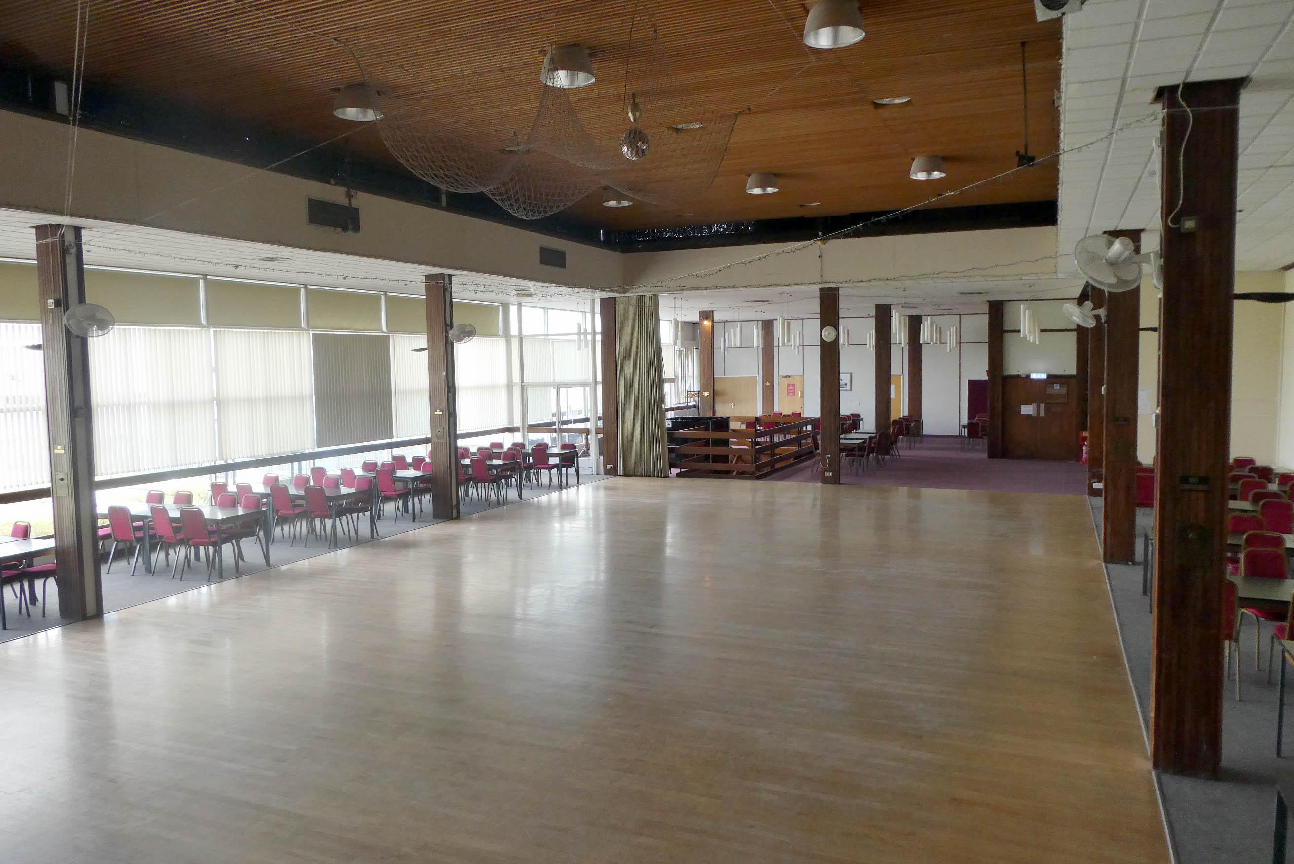 delphi centre sudbury ballroom