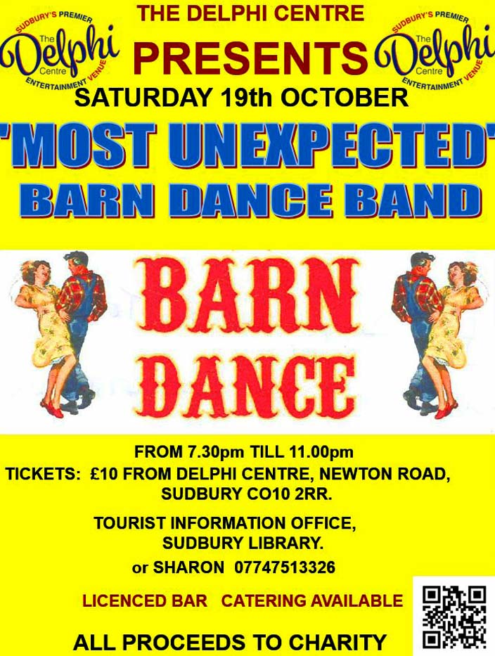 Delphi Centre Barn Dance